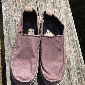 Crocs men's size 7 loafers NWT